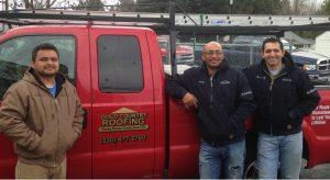 Carlos Z., Freddy G. and Carlos A.