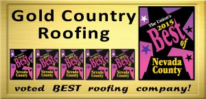 Voted BEST ROOFER 6 years in a row!